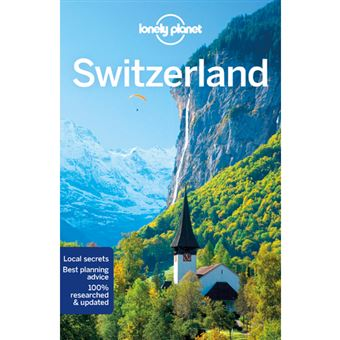 Lonely Planet Travel Guide - Switzerland