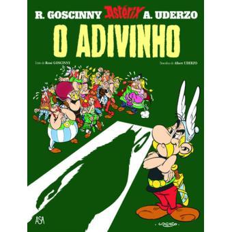 Astérix - O Adivinho