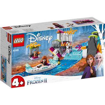 LEGO Disney Frozen 2 - 41165 A Expedição de Canoa da Anna