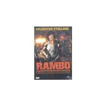 Rambo 1 - DVD Zona 2