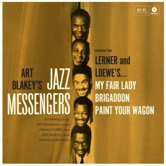 Art Blakey: Play Lerner and Löwe - LP