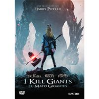Eu Mato Gigantes - DVD