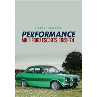 Performance mk 1 ford escorts 1968-
