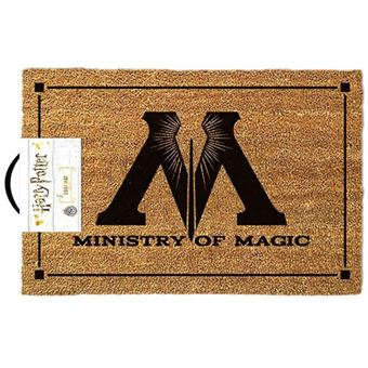 Tapete de Porta Harry Potter: Ministry of Magic