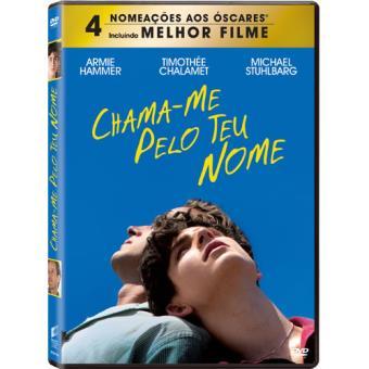 Chama-me Pelo Teu Nome - DVD