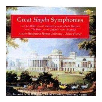 Great Haydn Symphonies