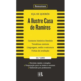 Resumos: A Ilustre Casa de Ramires - 11º Ano