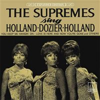 The Supremes Sing Holland - Dozier - Holland - 2CD