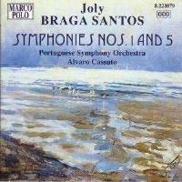 Braga Santos | Sinfonias nº 1 & 5