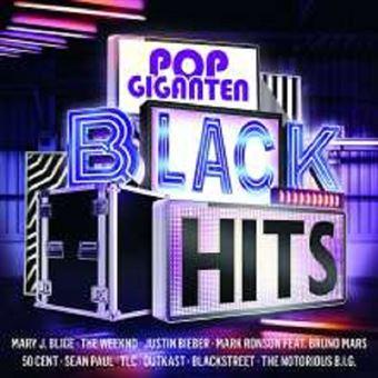 Pop Giganten: Black Hits - 2CD