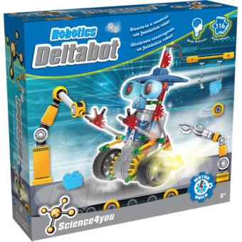 Robotics - Deltabot - Science4you