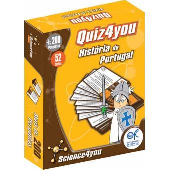 Quiz4you História de Portugal