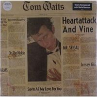 Heartattack and Wine - Remastered - LP Clear Vinyl