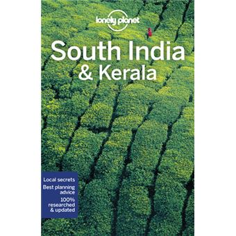 Lonely Planet Travel Guide - South India & Kerala 10