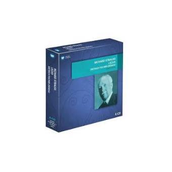 Richard Strauss: Lieder - 6CD