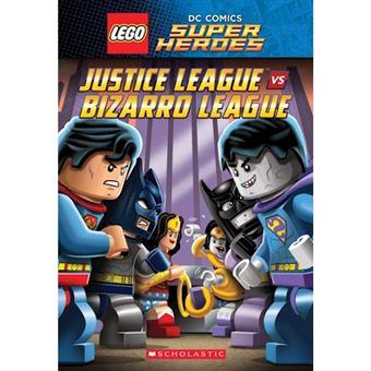 Lego dc superheroes: justice league