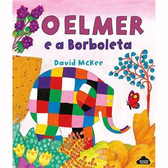 O Elmer e a Borboleta