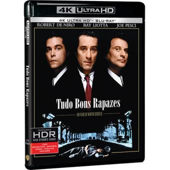 Tudo Bons Rapazes (4K Ultra HD + Blu-ray)