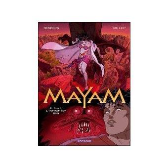 Mayam Vol 4 - June, l'Infiniment Bon