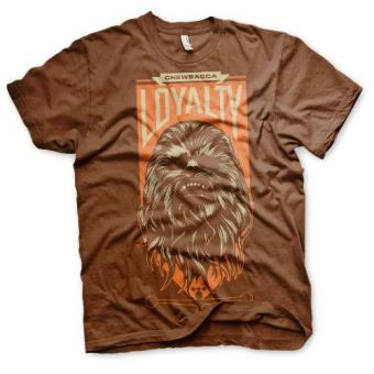 Star Wars - T-Shirt Chewbacca Loyalty