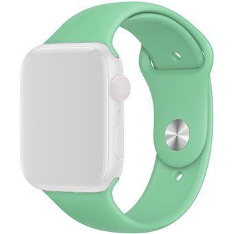 Bracelete Desportiva Apple para Apple Watch 44mm - Hortelã