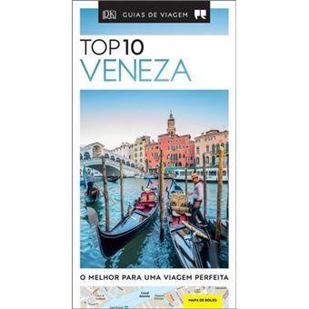 Veneza - Guia de Viagem Porto Editora Top 10