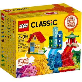 LEGO Classic 10703 Caixa para Construtores Criativos