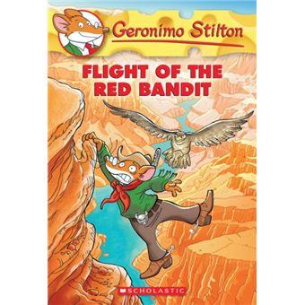 Geronimo Stilton: Flight of the Red Bandit