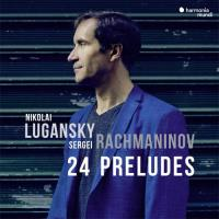 Rachmaninov: 24 Preludes - CD