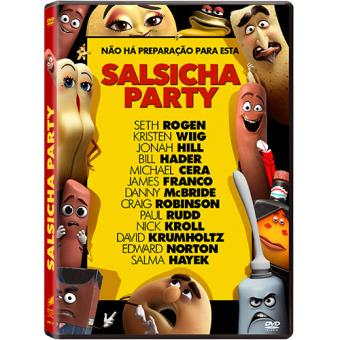 Salsicha Party (DVD)