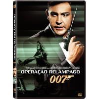007 - Operação Relâmpago - DVD
