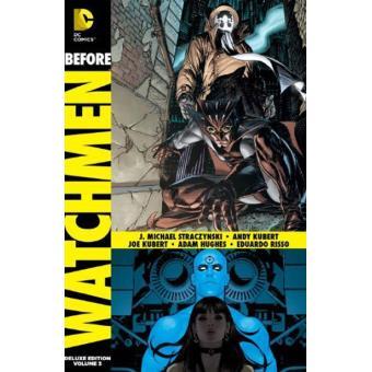 Before Watchmen Vol 3