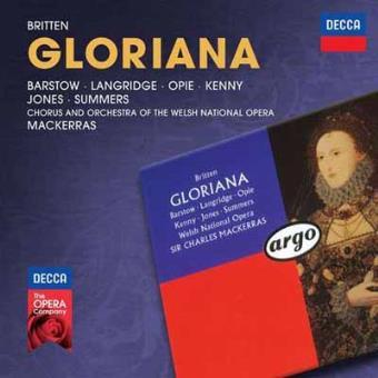 Britten | Gloriana (2CD)