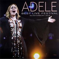 Adele: Best Live Festival Glastonbury 2016 - LP