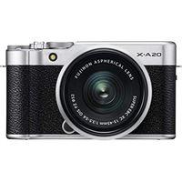 Fujifilm X-A20 + XC 15-45mm f/3.5-5.6 OIS PZ - Silver