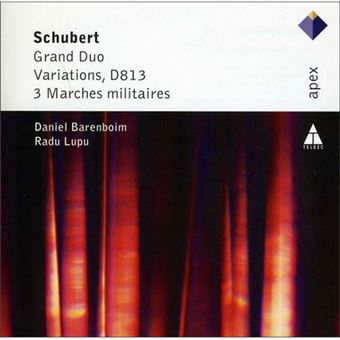 Schubert: Grand Duo Variations - CD