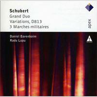 Schubert: Grand Duo Variations - CD