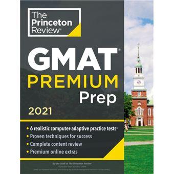 GMAT Premium 2021