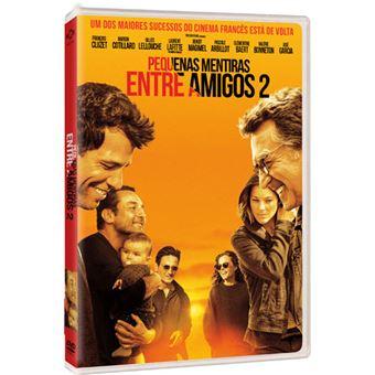 Pequenas Mentiras Entre Amigos 2 - DVD