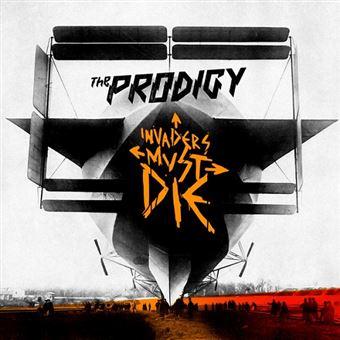Invaders Must Die - LP 12''