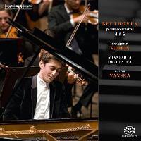 Piano Concertos N. 4 & 5 - SACD