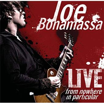 LIVE FROM NOWHERE IN PARTICULAR(2CD