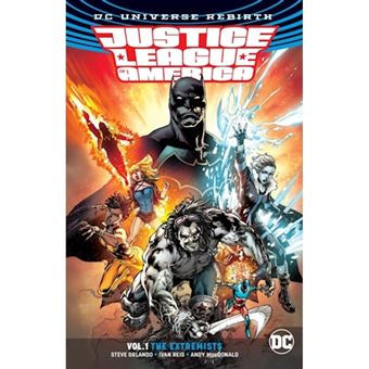 Justice league of america tp vol 1