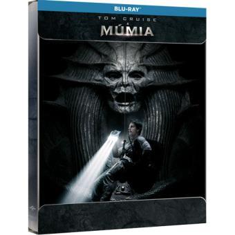 A Múmia - Edição Steelbook (Blu-ray)
