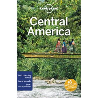 Central America 10 - Lonely Planet