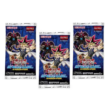 Yu-Gi-Oh! Speed Duel: As Provações do Reino Blister 3 - Jogos de Cartas -  Compra na Fnac.pt