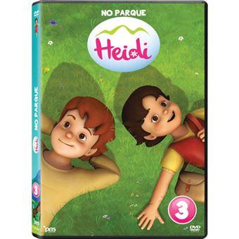 Heidi 3: No Parque - DVD