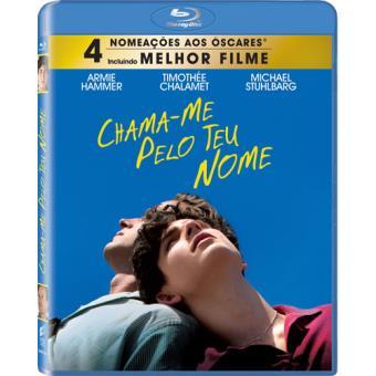Chama-me Pelo Teu Nome - Blu-ray