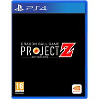 Dragon Ball Project Z - PS4
