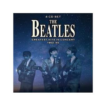 The Greatest Hits In Concert 1962-'65 (4CD)